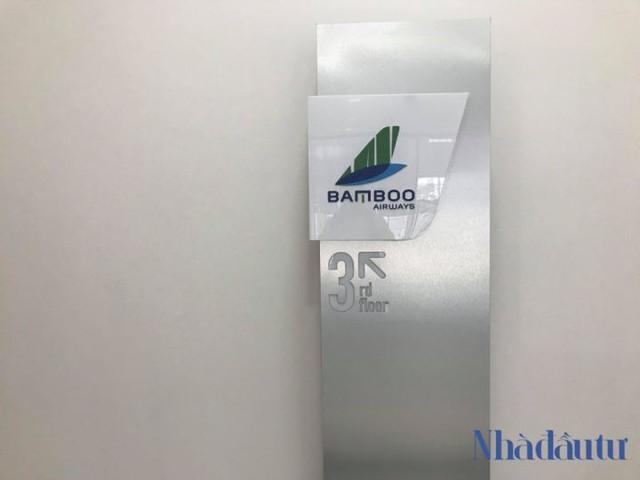 """bamboo airways - photo 13 15402918842221501425642 - """"Đột nhập"""" đại bản doanh hãng hàng không Bamboo Airways, gần đại sứ quán Hàn Quốc"""