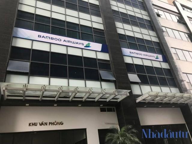 """bamboo airways - photo 14 15402918842255939876 - """"Đột nhập"""" đại bản doanh hãng hàng không Bamboo Airways, gần đại sứ quán Hàn Quốc"""