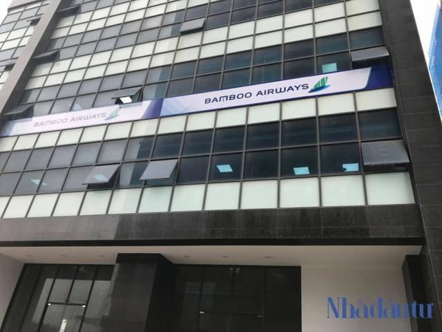 """bamboo airways - photo 2 1540291884195669670815 - """"Đột nhập"""" đại bản doanh hãng hàng không Bamboo Airways, gần đại sứ quán Hàn Quốc"""