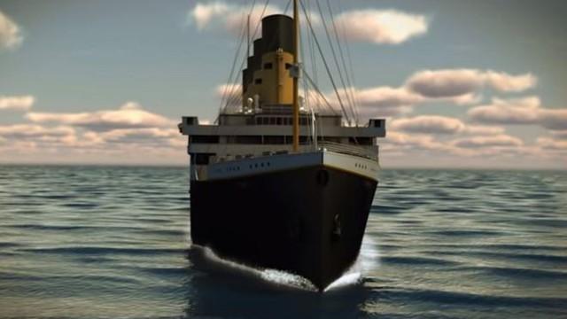 con-tau-huyen-thoai-titanic - photo 1 15403641020101696813885 - Con tàu huyền thoại Titanic sẽ trở lại vào năm 2020, vẫn đi theo lộ trình giống 100 năm trước