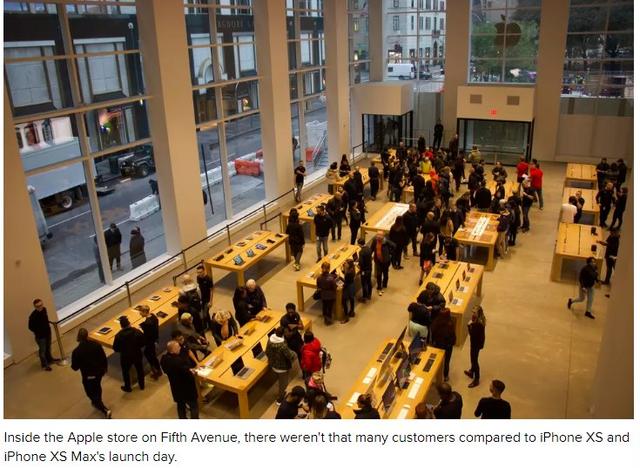 Vì sao các Apple Store trở nên đìu hiu trong ngày đầu mở bán iPhone XR? - Ảnh 4.