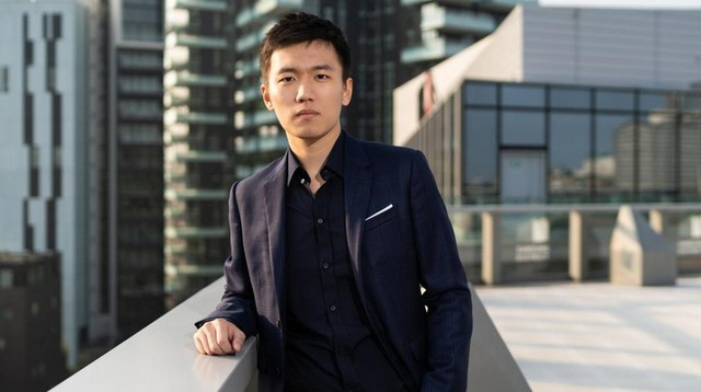 chân dung tân chủ tịch inter milan: - photo 1 15407962983941311941717 - Chân dung tân chủ tịch Inter Milan: 27 tuổi, con trai tỷ phú Trung Quốc, đẹp như tài tử