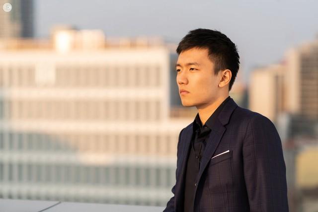 chân dung tân chủ tịch inter milan: - photo 1 15407963004751275191382 - Chân dung tân chủ tịch Inter Milan: 27 tuổi, con trai tỷ phú Trung Quốc, đẹp như tài tử