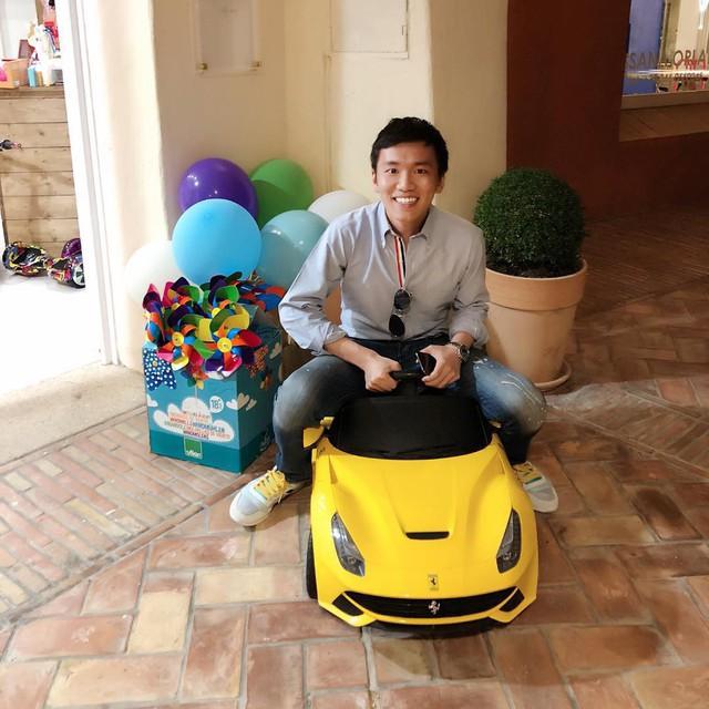 chân dung tân chủ tịch inter milan: - photo 10 15407963004951662455116 - Chân dung tân chủ tịch Inter Milan: 27 tuổi, con trai tỷ phú Trung Quốc, đẹp như tài tử