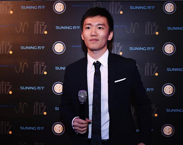 chân dung tân chủ tịch inter milan: - photo 12 15407963004981545228812 - Chân dung tân chủ tịch Inter Milan: 27 tuổi, con trai tỷ phú Trung Quốc, đẹp như tài tử