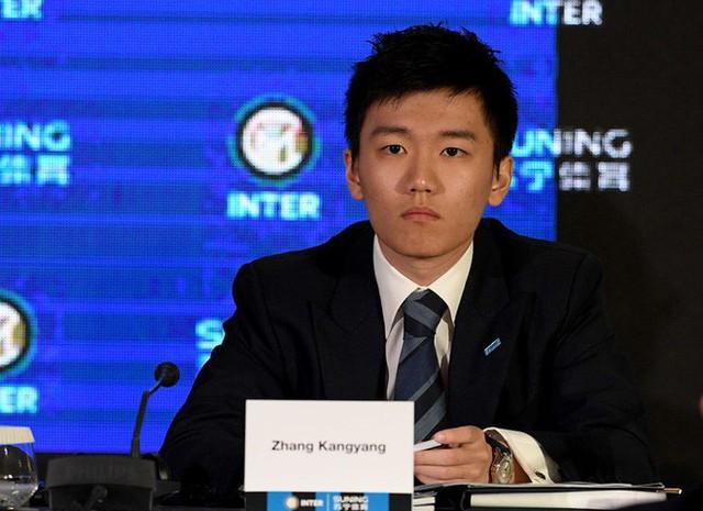 chân dung tân chủ tịch inter milan: - photo 15 1540796300501940219131 - Chân dung tân chủ tịch Inter Milan: 27 tuổi, con trai tỷ phú Trung Quốc, đẹp như tài tử