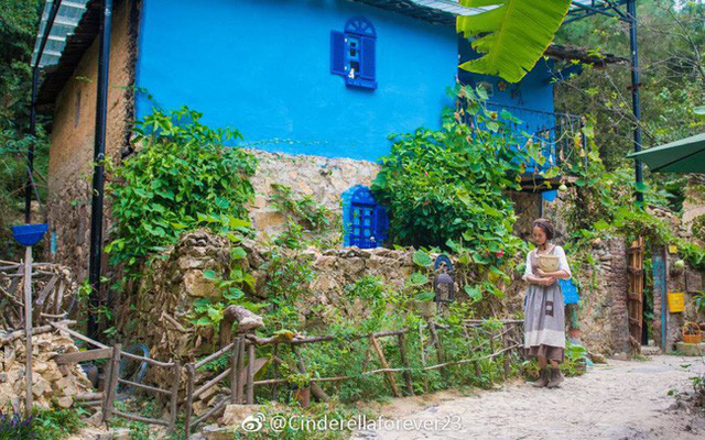 Ngôi nhà trên núi đẹp như tranh vẽ và cuộc sống bình lặng của cô gái tự nhận mình là cô bé Lọ Lem - Ảnh 5.