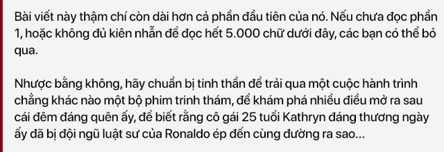 Ronaldo vào tầm ngắm lao lý: Thỏa thuận hòa giải bẩn thỉu được tạo ra như thế nào? - Ảnh 1.