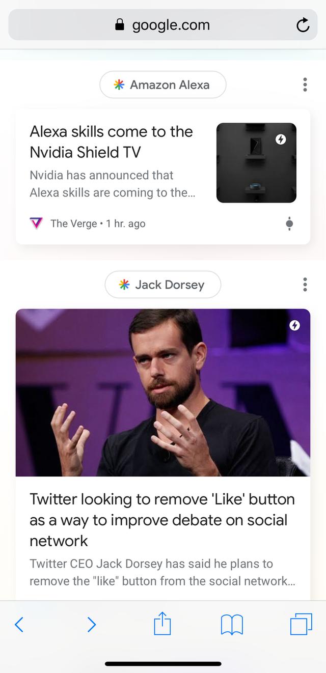 Google lần đầu tiên thay đổi giao diện trang chủ trên mobile, không còn đơn thuần là công cụ tìm kiếm mà sẽ tổng hợp nhiều thứ thú vị khác - Ảnh 2.