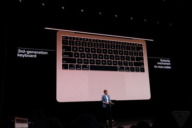 Apple ra mắt MacBook Air mới: Màn hình Retina, cảm biến vân tay Touch ID, 2 cổng USB-C, giá từ 1199 USD - Ảnh 2.