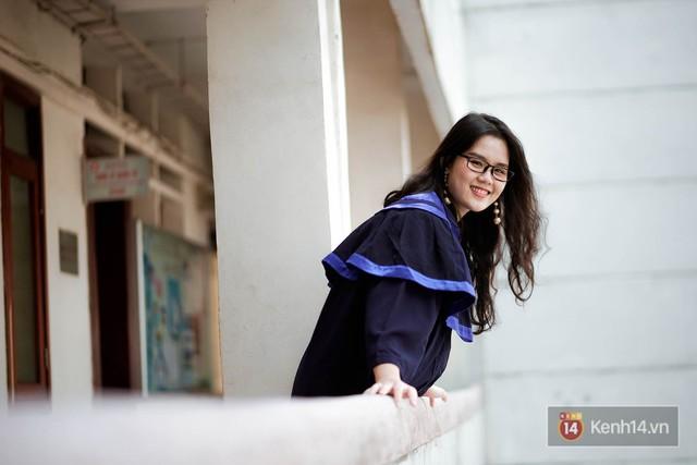 Gặp cô bạn tân cử nhân Ngoại thương xinh như hotgirl, nhận học bổng du học Thạc sỹ 3 chuyên ngành tại Mỹ - Ảnh 2.