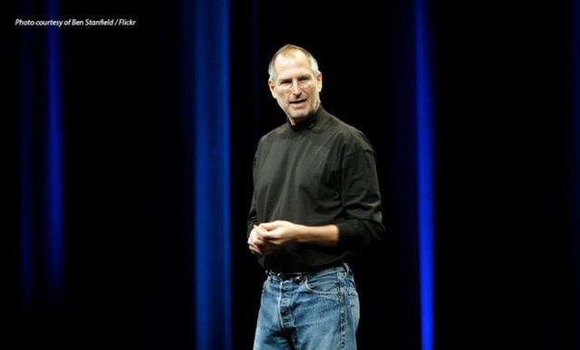 Điểm đặc biệt ít người biết về bộ đồ Steve Jobs mặc đi mặc lại mỗi ngày - Ảnh 2.