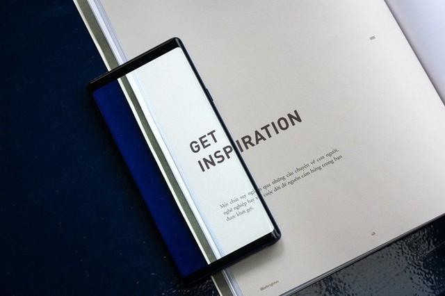 Vì sao dân văn phòng đặc biệt ưa thích Galaxy Note9? - Ảnh 1.
