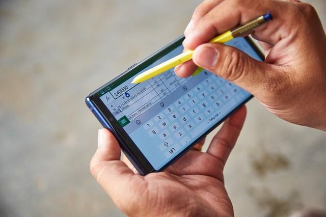 Vì sao dân văn phòng đặc biệt ưa thích Galaxy Note9? - Ảnh 2.