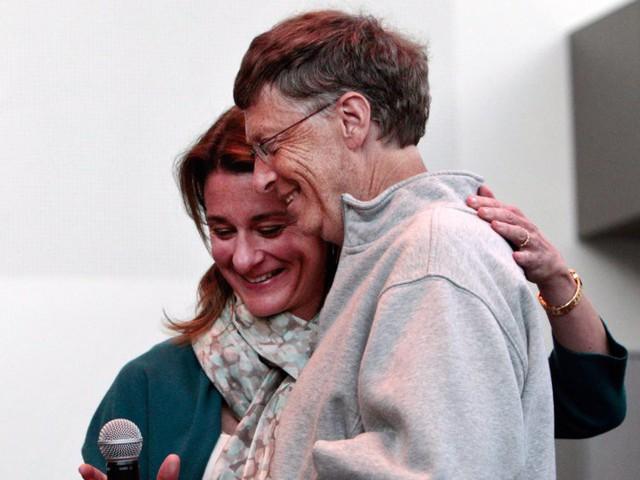 Melinda Gates: Ví dụ kinh điển nhất cho câu nói Đằng sau sự thành công của đàn ông luôn có bóng dáng của người phụ nữ - Ảnh 12.
