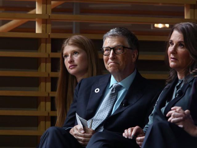 Melinda Gates: Ví dụ kinh điển nhất cho câu nói Đằng sau sự thành công của đàn ông luôn có bóng dáng của người phụ nữ - Ảnh 14.