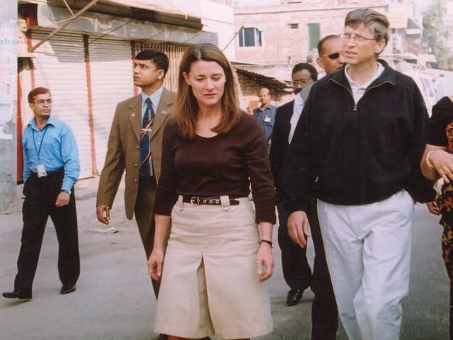 Melinda Gates: Ví dụ kinh điển nhất cho câu nói Đằng sau sự thành công của đàn ông luôn có bóng dáng của người phụ nữ - Ảnh 17.