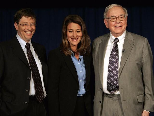 Melinda Gates: Ví dụ kinh điển nhất cho câu nói Đằng sau sự thành công của đàn ông luôn có bóng dáng của người phụ nữ - Ảnh 22.