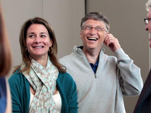Melinda Gates: Ví dụ kinh điển nhất cho câu nói Đằng sau sự thành công của đàn ông luôn có bóng dáng của người phụ nữ - Ảnh 4.