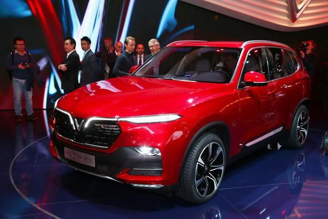 Vinfast - Paris Motor Show Dòng xe sử dụng chung động cơ có VinFast có giá bán bao nhiêu ở Việt Nam? - Ảnh 2.