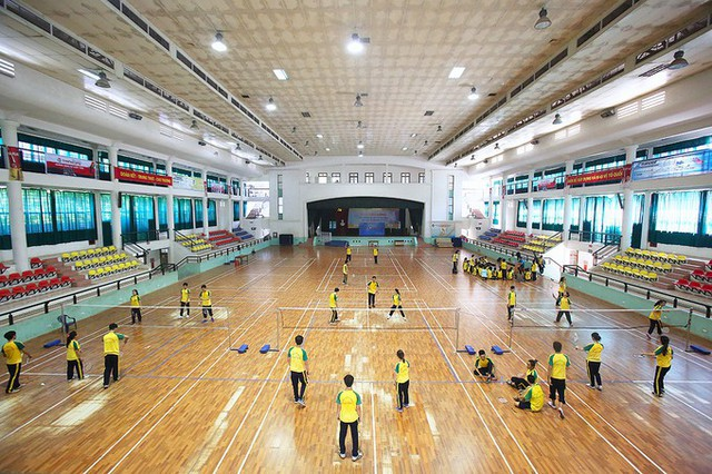 Ngay tại Hà Nội có một ngôi trường rộng gần 200ha, cây cối, hoa trái phủ xanh khắp nơi như rừng nhiệt đới - Ảnh 15.