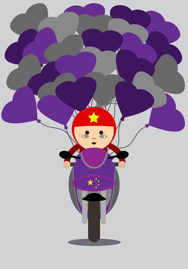 Hoá ra trong mắt bạn bè quốc tế, giao thông Việt Nam lại thú vị và hài hước đến vậy - Ảnh 14.