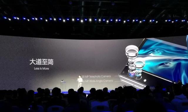 Hãng Trung Quốc vượt mặt Samsung, thương mại hóa smartphone màn hình gập đầu tiên trên thế giới, giá từ 1.290 USD - Ảnh 1.