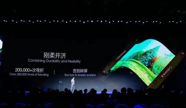 Hãng Trung Quốc vượt mặt Samsung, thương mại hóa smartphone màn hình gập đầu tiên trên thế giới, giá từ 1.290 USD - Ảnh 3.