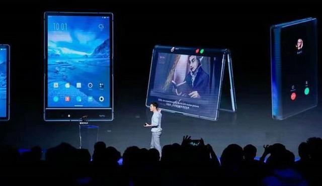 Hãng Trung Quốc vượt mặt Samsung, thương mại hóa smartphone màn hình gập đầu tiên trên thế giới, giá từ 1.290 USD - Ảnh 4.