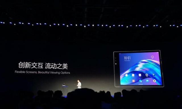 Hãng Trung Quốc vượt mặt Samsung, thương mại hóa smartphone màn hình gập đầu tiên trên thế giới, giá từ 1.290 USD - Ảnh 5.