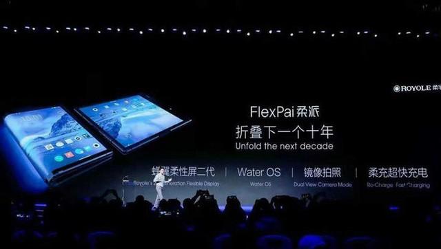 Hãng Trung Quốc vượt mặt Samsung, thương mại hóa smartphone màn hình gập đầu tiên trên thế giới, giá từ 1.290 USD - Ảnh 6.