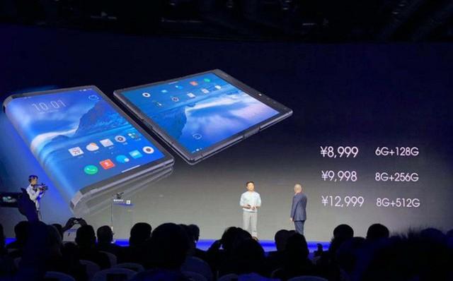 Hãng Trung Quốc vượt mặt Samsung, thương mại hóa smartphone màn hình gập đầu tiên trên thế giới, giá từ 1.290 USD - Ảnh 7.