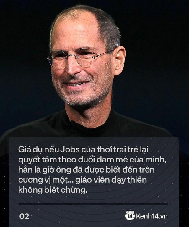 """Từ phía sau câu chuyện của hai """"ông lớn"""" nhà Apple: Tuổi trẻ phải làm việc vì đam mê, vì tiền hay… vì cái gì bây giờ nhỉ? - Ảnh 2."""