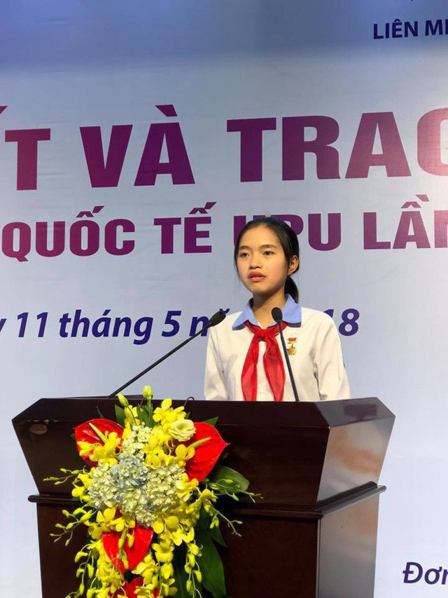 Answer the question Santa Claus is real, the women of Hai Duong won the 3rd prize in the UPU letterwriting competition - Monday 2.