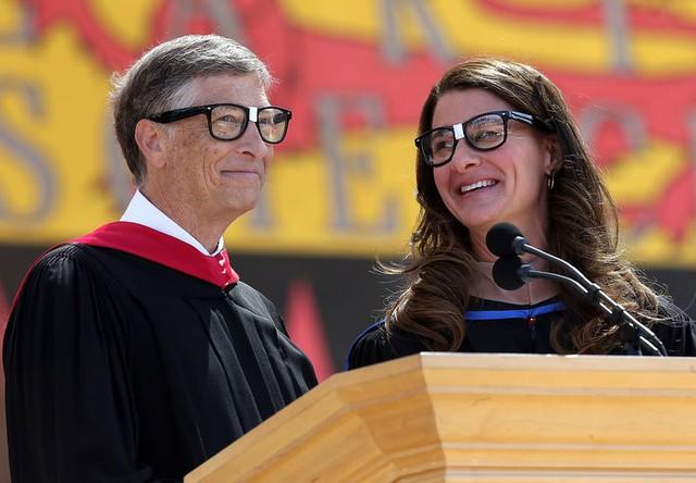 Ngoài việc không biết 1 ngoại ngữ nào, đây là những bí mật bất ngờ về Bill Gates ít người biết đến - Ảnh 11.