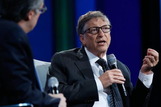 Ngoài việc không biết 1 ngoại ngữ nào, đây là những bí mật bất ngờ về Bill Gates ít người biết đến - Ảnh 12.