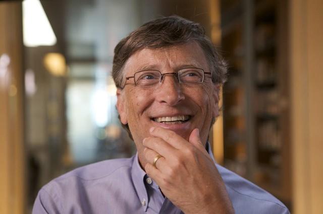 Ngoài việc không biết 1 ngoại ngữ nào, đây là những bí mật bất ngờ về Bill Gates ít người biết đến - Ảnh 13.