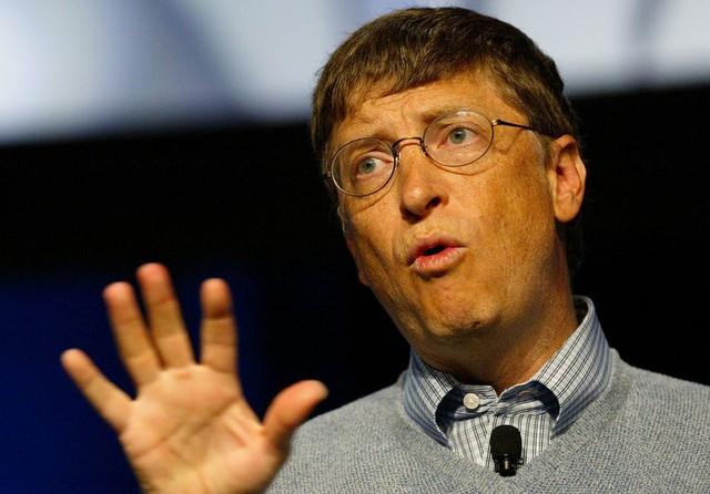 Ngoài việc không biết 1 ngoại ngữ nào, đây là những bí mật bất ngờ về Bill Gates ít người biết đến - Ảnh 14.