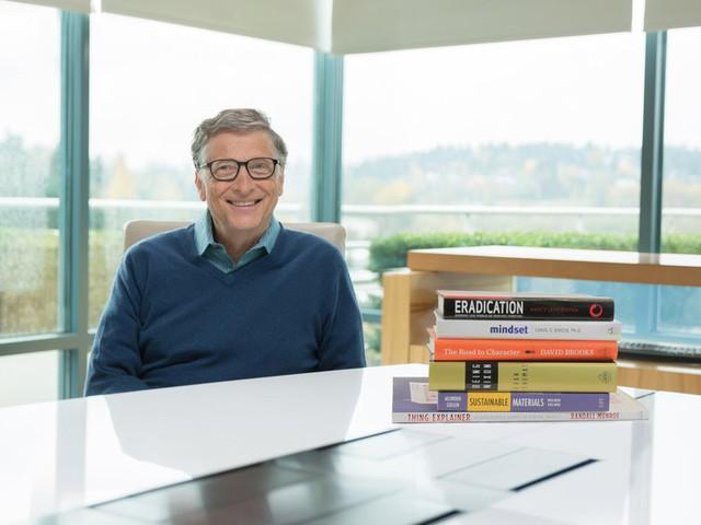 Ngoài việc không biết 1 ngoại ngữ nào, đây là những bí mật bất ngờ về Bill Gates ít người biết đến - Ảnh 16.