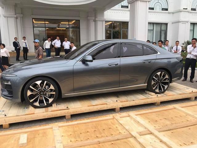 Sedan và SUV VinFast dự kiến ra mắt tại Việt Nam ngày 20/11 - Ảnh 4.