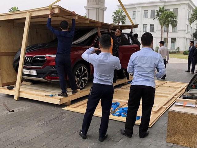 Sedan và SUV VinFast dự kiến ra mắt tại Việt Nam ngày 20/11 - Ảnh 5.