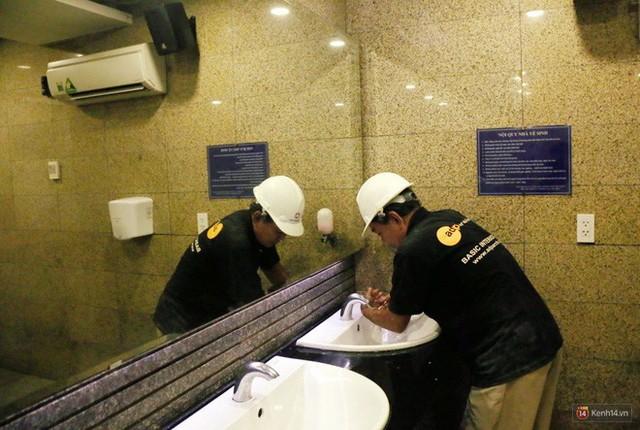 Người Sài Gòn nói về thực trạng nhà vệ sinh và hy vọng bước chuyển mới sau khi Hiệp hội Nhà vệ sinh Việt Nam được thành lập - Ảnh 10.