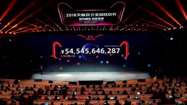 Ngày cô đơn cuối cùng ngọt ngào trên cương vị Chủ tịch Alibaba của Jack Ma - Ảnh 1.