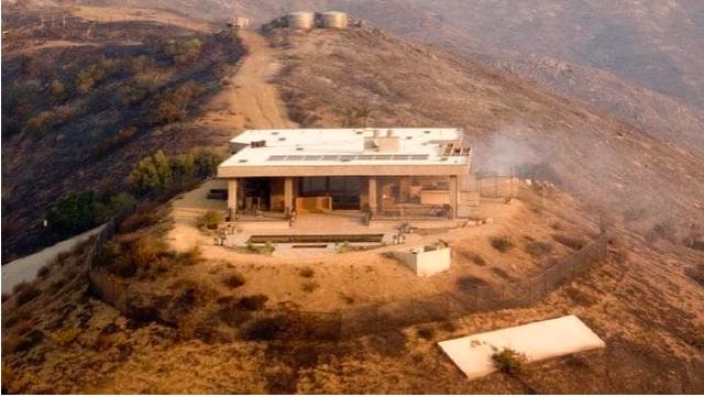 Nhiều sao Hollywood sốc nặng vì biệt thự triệu đô tan hoang sau khi đám cháy khủng khiếp quét qua bang California - Ảnh 9.