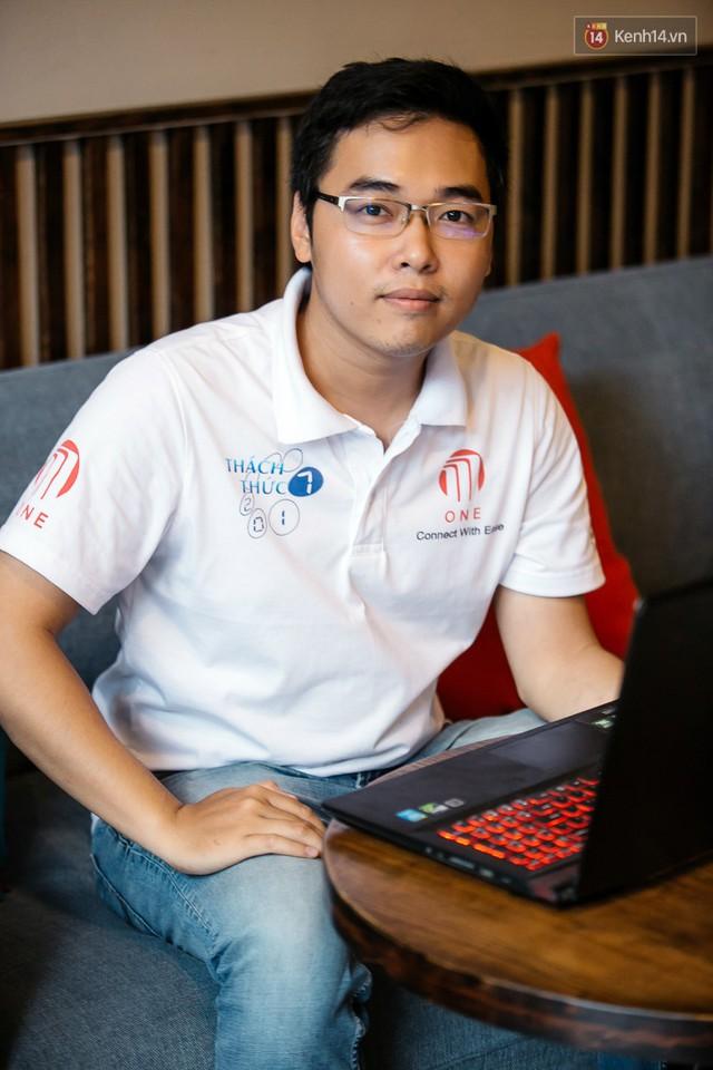 Từ chối Google có mức lương bổng 6000 USD/tháng, chàng trai 1994 về Việt Nam startup doanh nghiệp chống gian lận thi cử - Ảnh 1.