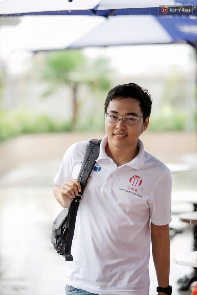 Từ chối Google có mức lương bổng 6000 USD/tháng, chàng trai 1994 về Việt Nam startup doanh nghiệp chống gian lận thi cử - Ảnh 2.
