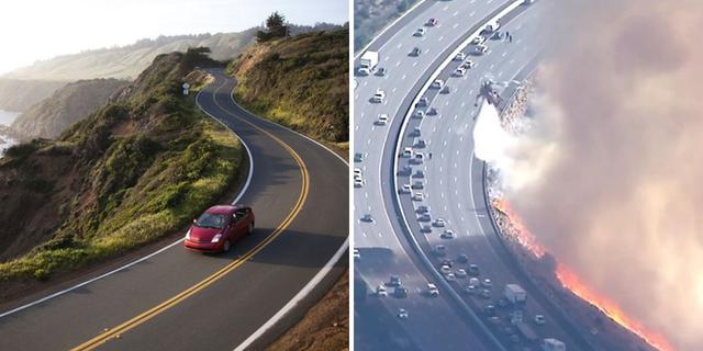 Chùm ảnh California sau cháy rừng: Thiên đường chìm trong biển lửa, con người nhỏ bé trốn chạy nhưng không bao giờ bỏ cuộc - Ảnh 13.