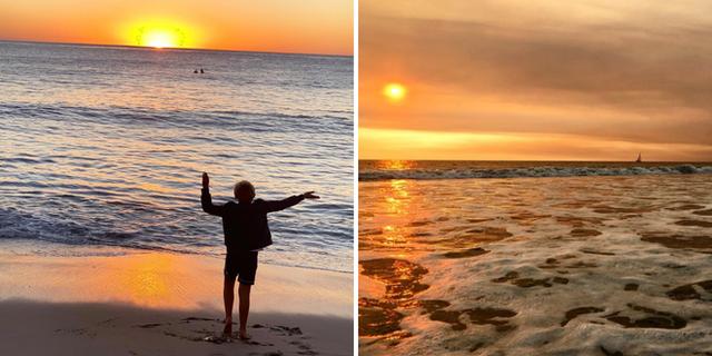 Chùm ảnh California sau cháy rừng: Thiên đường chìm trong biển lửa, con người nhỏ bé trốn chạy nhưng không bao giờ bỏ cuộc - Ảnh 14.