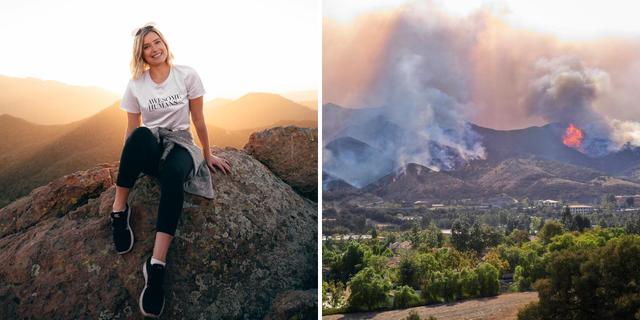 Chùm ảnh California sau cháy rừng: Thiên đường chìm trong biển lửa, con người nhỏ bé trốn chạy nhưng không bao giờ bỏ cuộc - Ảnh 3.