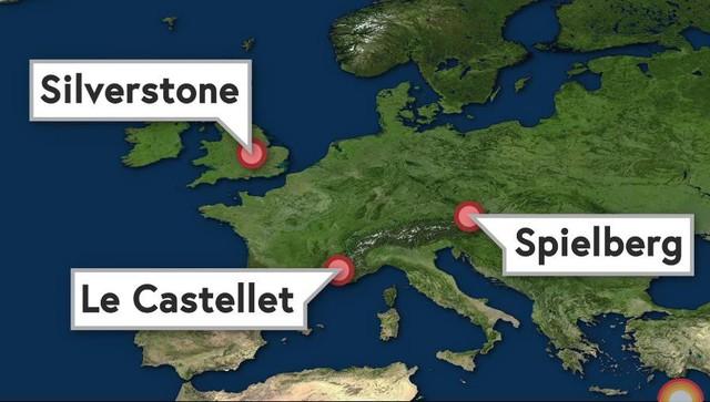 """Chuỗi cung ứng """"thần kỳ"""" của giải F1: Tối Chủ Nhật còn đua tại Trung Đông, sáng thứ Tư đã sẵn sàng ở Trung Quốc - Ảnh 4."""